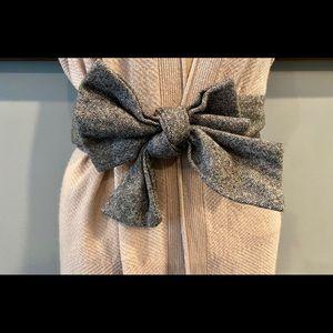 Miss Albright statement bow belt